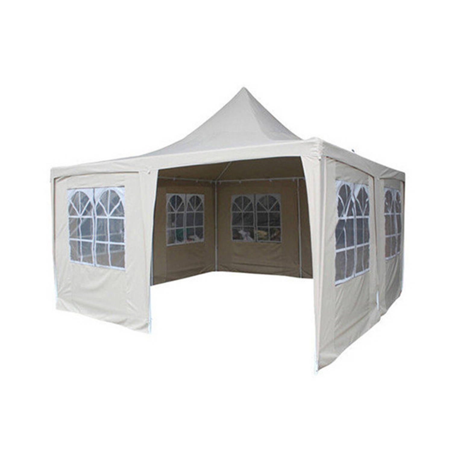 Partytent 4x4m Pagode