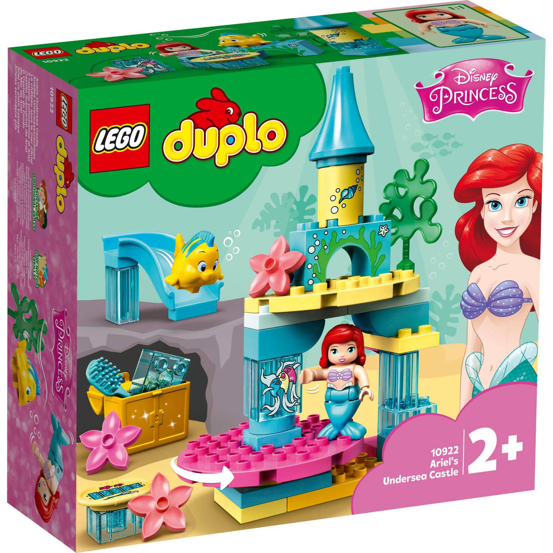 Korting Lego Duplo Disney Ariëls Onderzeese Kasteel 10922
