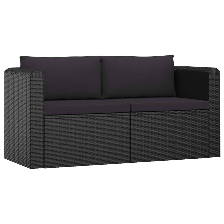 2 Zits Rotan Bankje.Loungebanken Jouw Ideale Loungebank Voor In De Tuin Blokker Nl