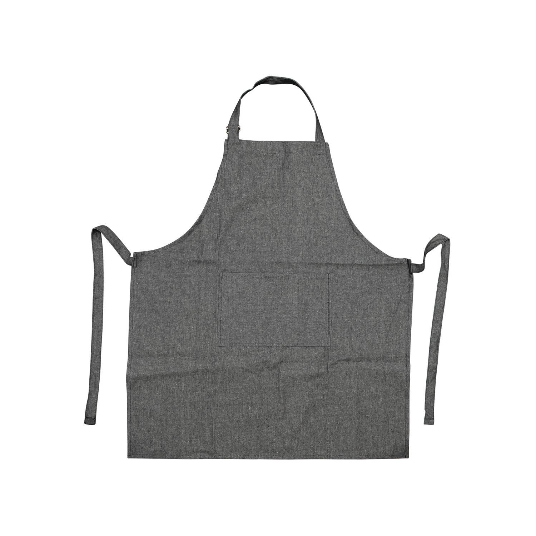 """Massamarkt Keukenschort """"Jeans zwart"""" 70x80cm online kopen"""