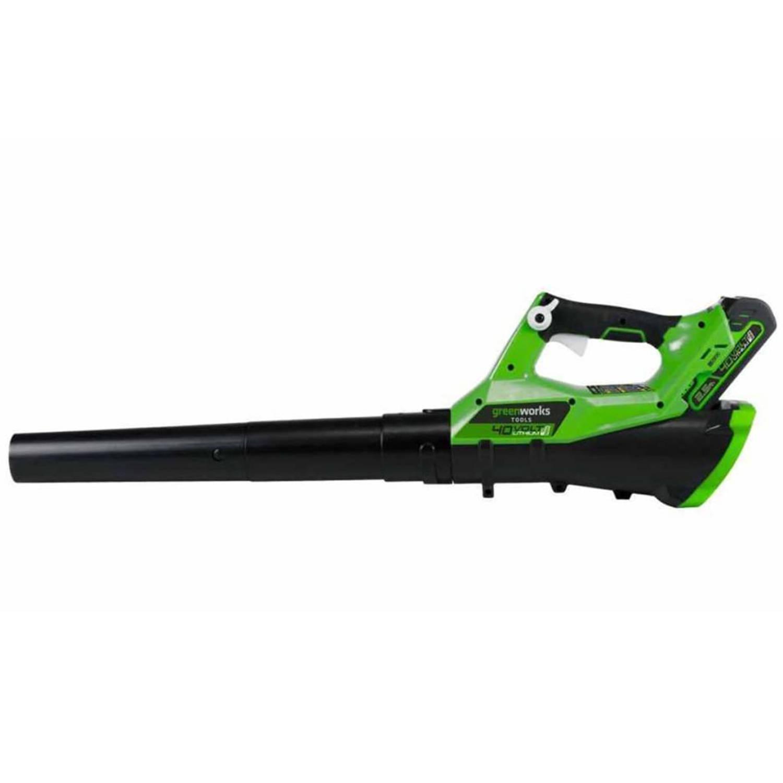 Greenworks Bladblazer Zonder 40 V Accu G40ab 2400807