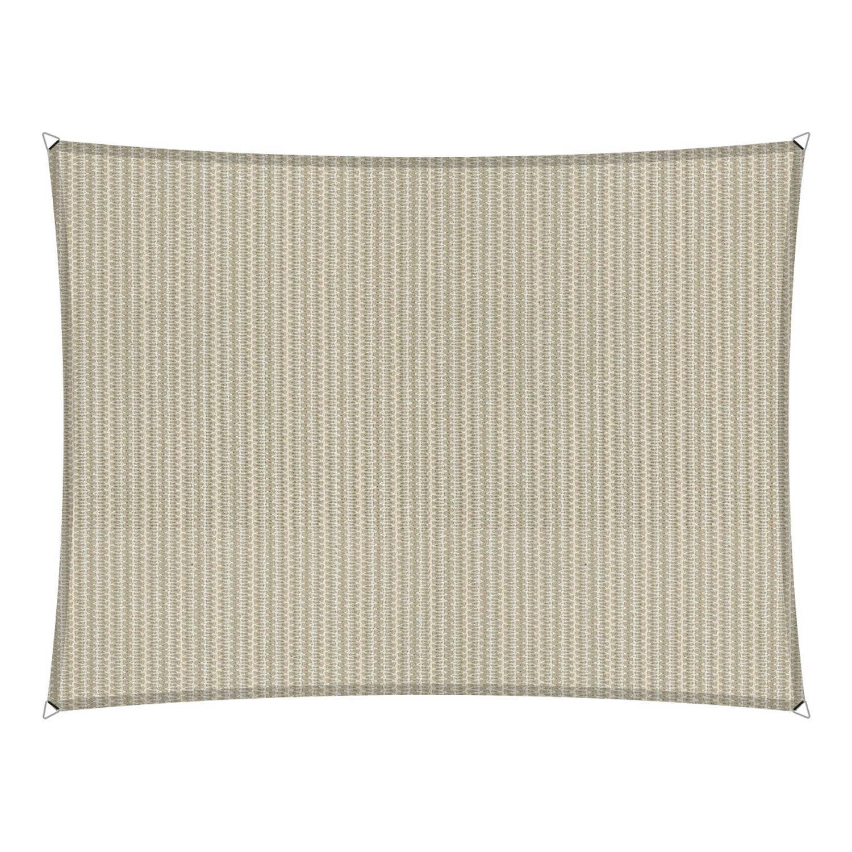 Shadow Comfort rechthoek 3x4 Sahara Sand