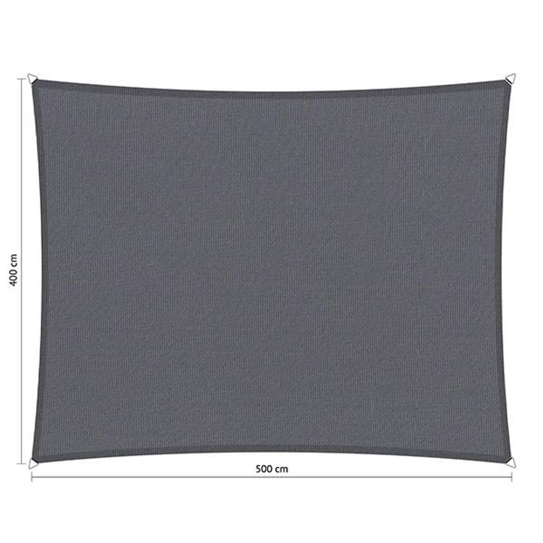 Shadow Comfort waterafstotend rechthoek 3x4 Denim