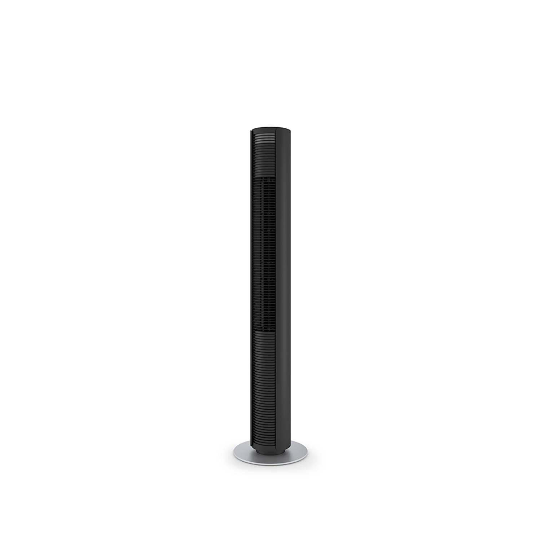 Torenventilator Stadler Form Peter oscillerend, timer, met afstandsbediening, LED-display 60 W Zwart