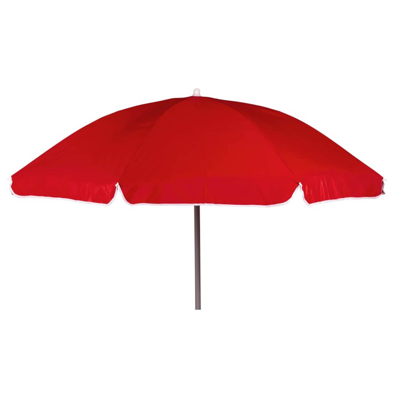 Bo camp Parasol 165 Cm Rood