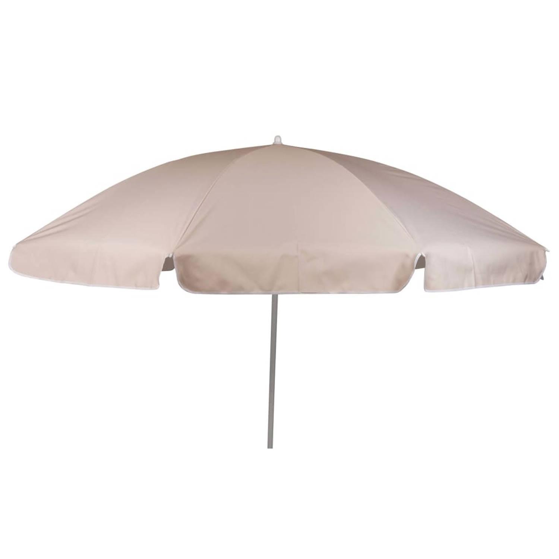 Bo camp Parasol 165 Cm Zandkleurig