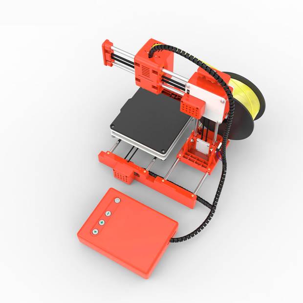 3Dandprint 3D Printer X1 - Bouwpakket - FDM Printtechnologie - PLA