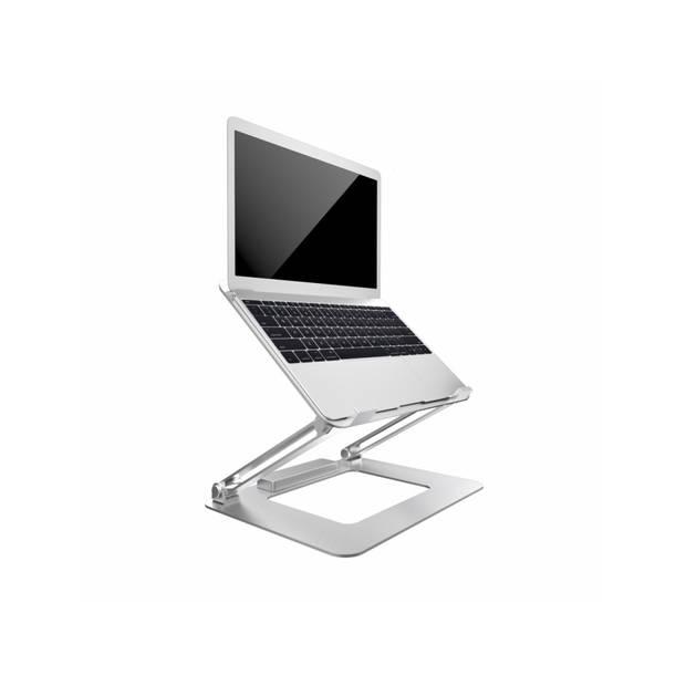 Silvergear Laptopstandaard - Geschikt voor alle Laptopformaten - Ergonomisch - Compact formaat