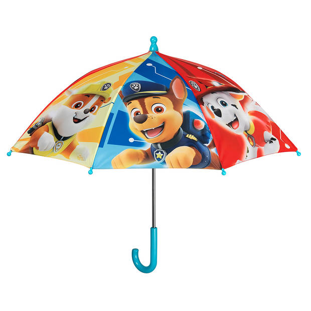 Disney paraplu Paw Patrol 66 cm jongens multicolor