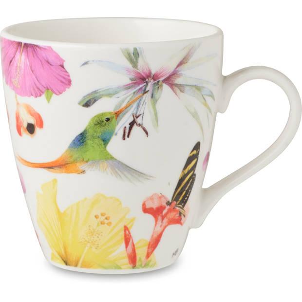 Marjolein Bastin mok Hummingbirds wit 32cl