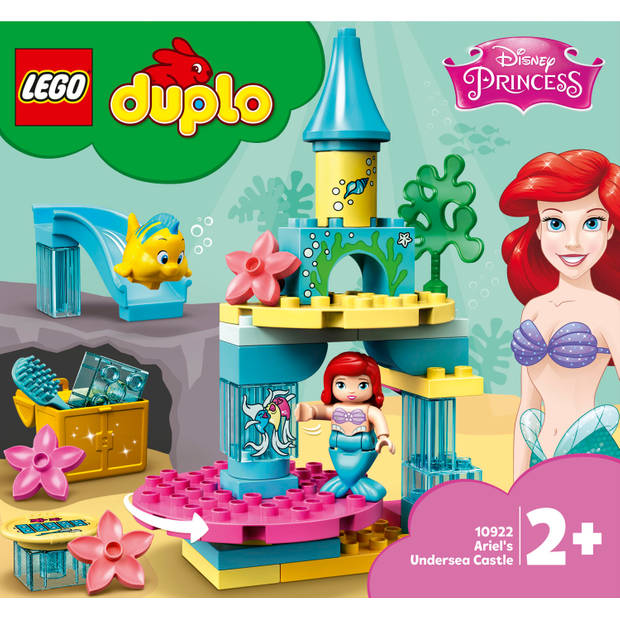 LEGO DUPLO Disney Ariëls Onderzeese kasteel 10922