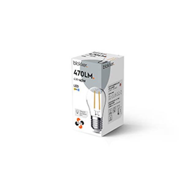 Blokker LED Kogel G45 40We27 Helder