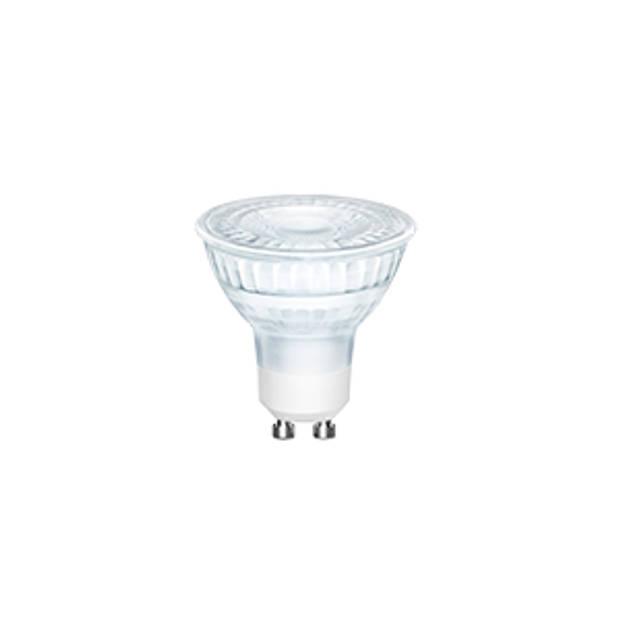 Blokker LED Spot GU10 50W Glas Dimbaar Bls/2