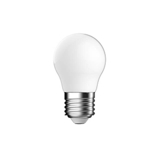 Blokker LED Kogel G45 40We27 Mat Dimbaar