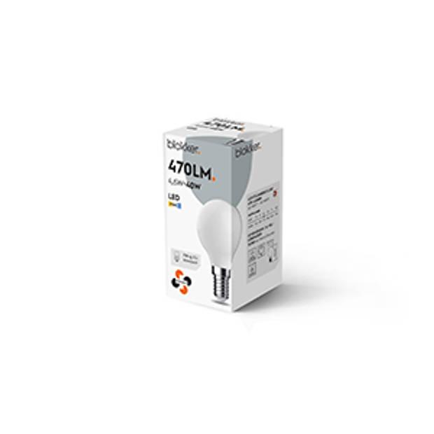Blokker LED Kogel G45 40We14 Mat