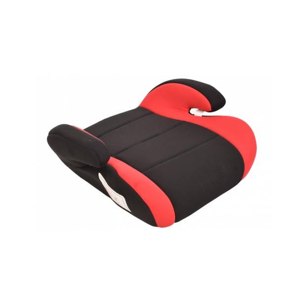 Autostoel Bebelove Stoelverhoger Booster Rood