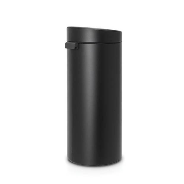 Touch Bin Afvalemmer - 30 liter - Moonlight Black