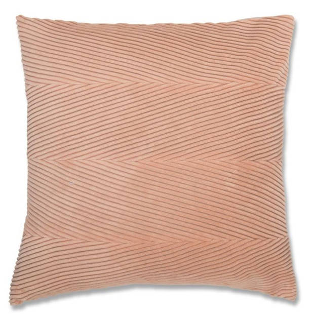 Blokker kussenhoes Los Angeles - roze - 45x45 cm