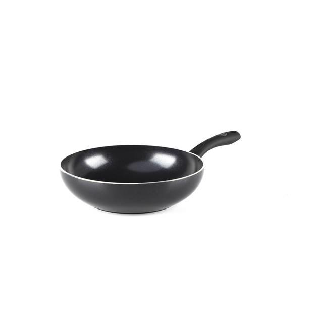 GreenChef Diamond Black wokpan - 28 cm