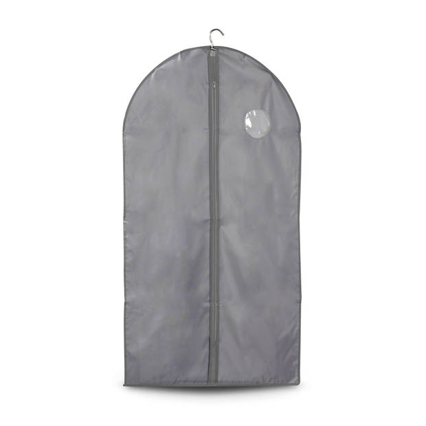 Blokker kledinghoes, 100x60cm, grijs