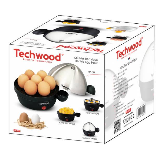 Techwood multifunctionele eierkoker