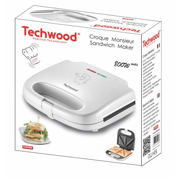 Techwood sandwichmaker