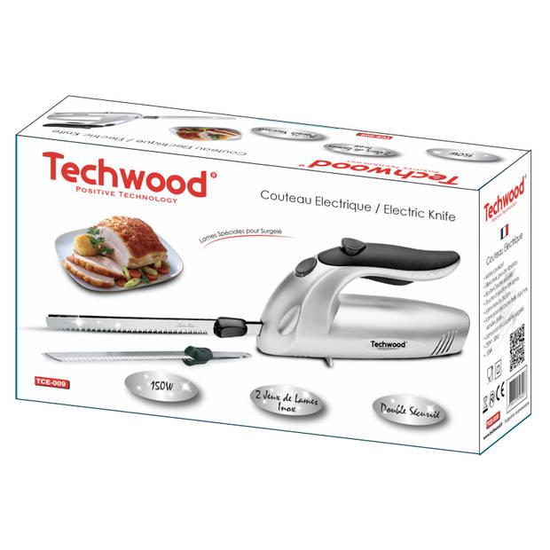 Techwood elektrisch mes