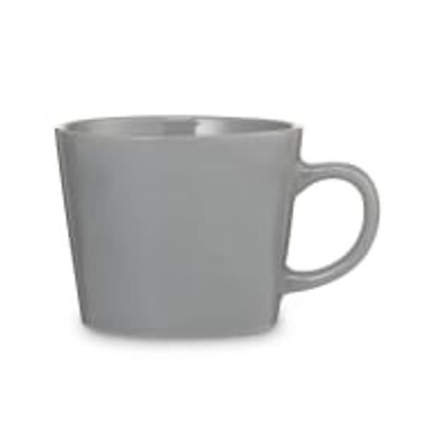 Blokker mok Fyn - 40cl - grijs