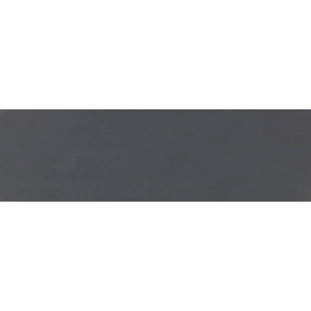 LIND DNA Onderzetter Leer Nupo Antraciet Pastel Groen Ø 10 cm