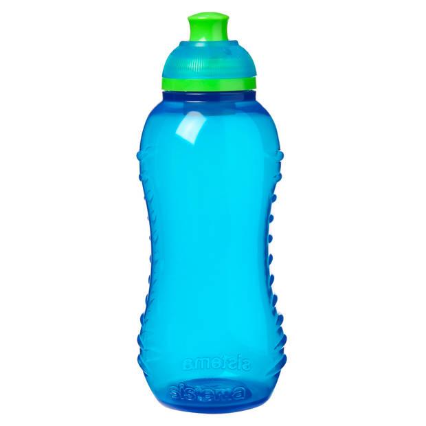 Sistema Drinkfles Davina Blauw 70 cl