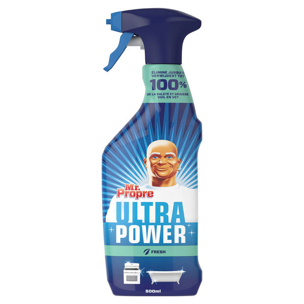 Mr. Propre Ultra Power Fresh Spray - 500 ml