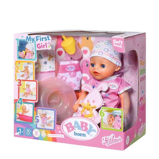 Baby Born my first girl 30cm
