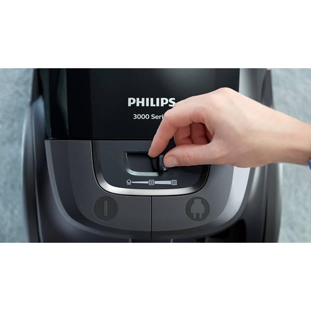 Philips stofzuiger Performer Compact XD3112/09 - zwart