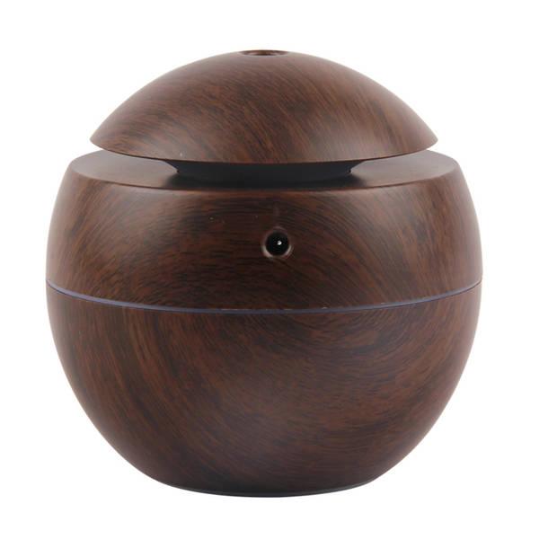 Parya Offical - Aroma Diffuser 130ml - Donkerbruin