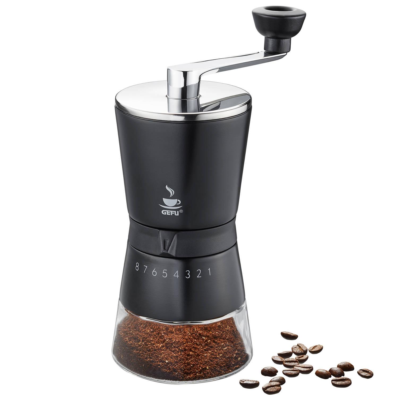 Gefu Koffiemolen Santiago Zwart