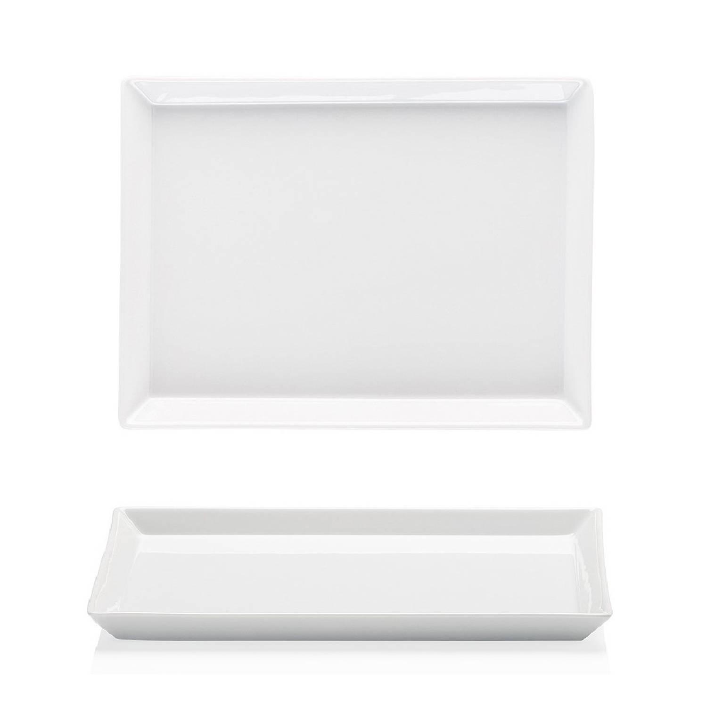 Afbeelding van Arzberg Tric Serveerschaal Wit 15 x 20 cm