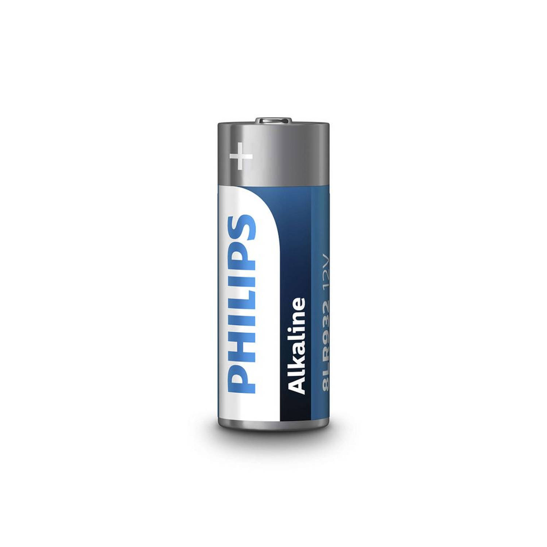 Korting Philips 8lr932 01b Minicells Alkaline Batterij