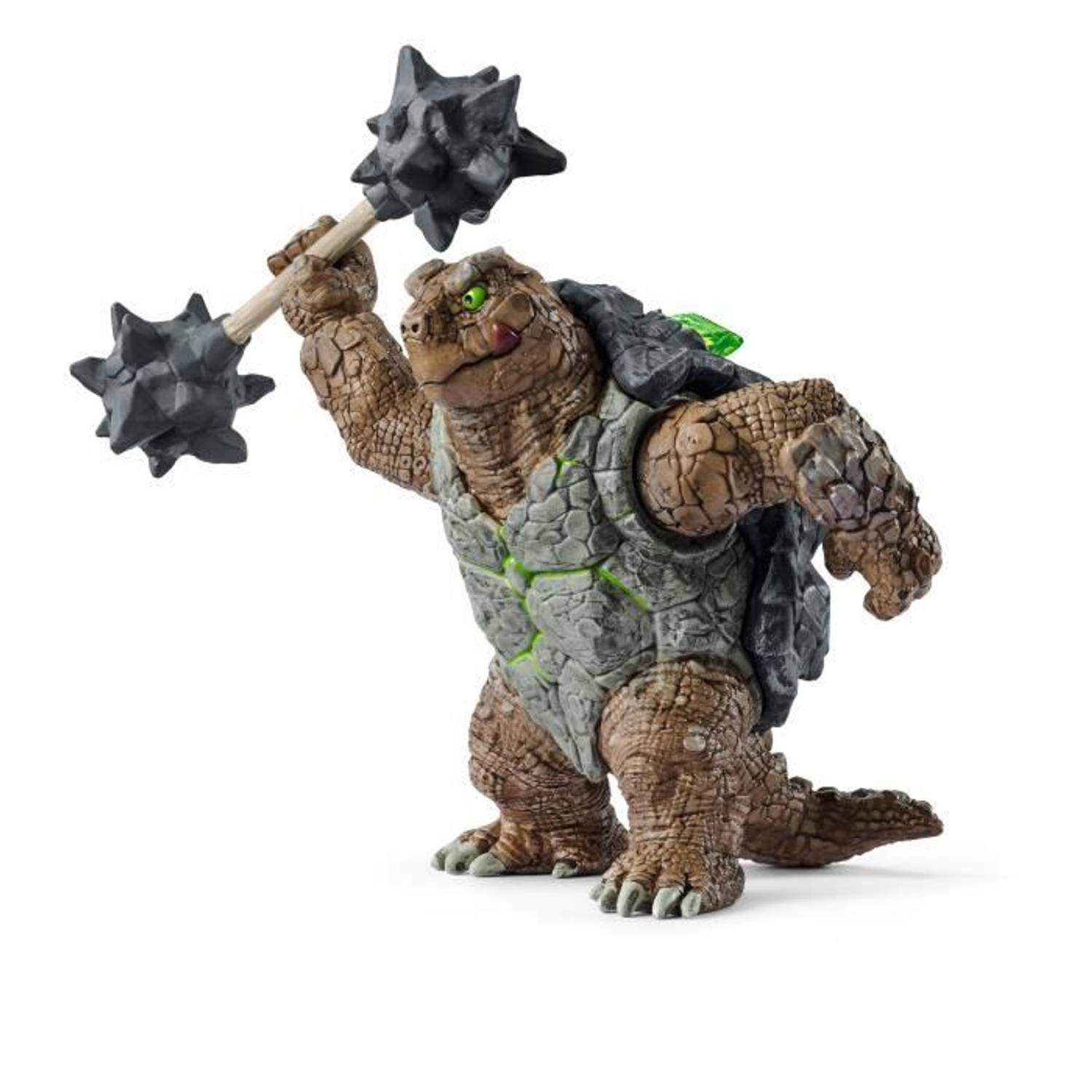 Schleich - Armoured Turtle With Weapo (42496)