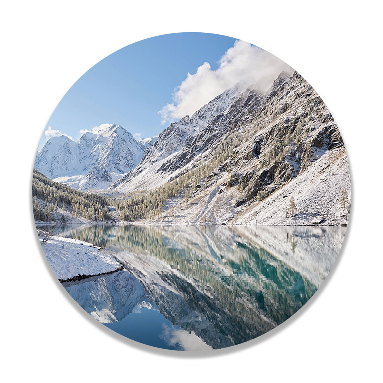 Wandcirkel Altai Mountains