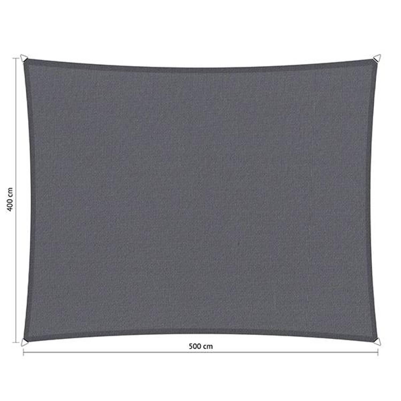 Shadow Comfort waterafstotend rechthoek 4x5 Denim