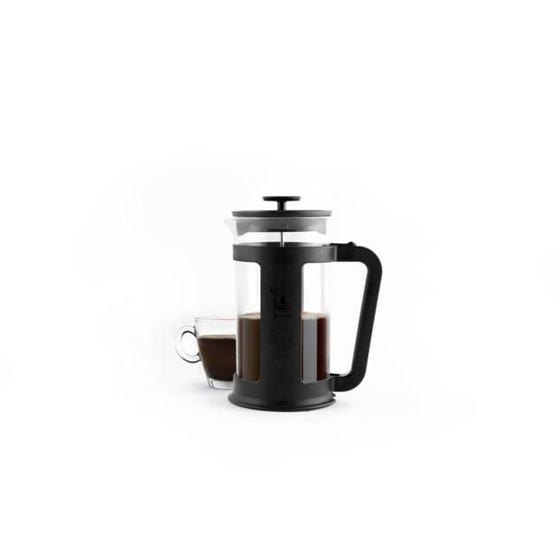 Bialetti Cafetiere SMART - 1 liter - zwart