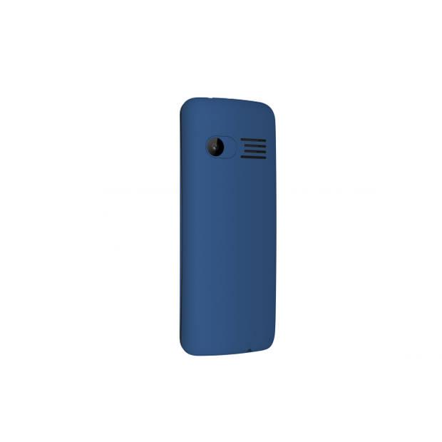 Blaupunkt Mobiel Telefoon 2X Sim - 2,4 Inch - Blauw (FM03 BLUE (MAZARINE))