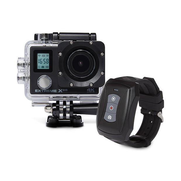 Vizu Extreme X8S Wi-fi 4K Action Camera
