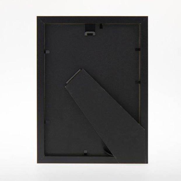ZEP - Houten Fotolijst Shire zwart voor foto 20x30 - MR23BL
