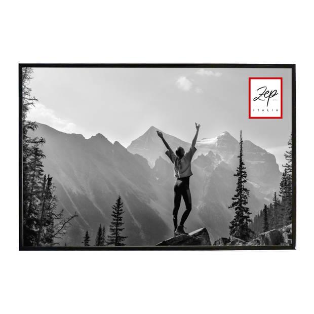 ZEP - Kunststof fotolijst 40x60 zwart New Easy - KB9PS