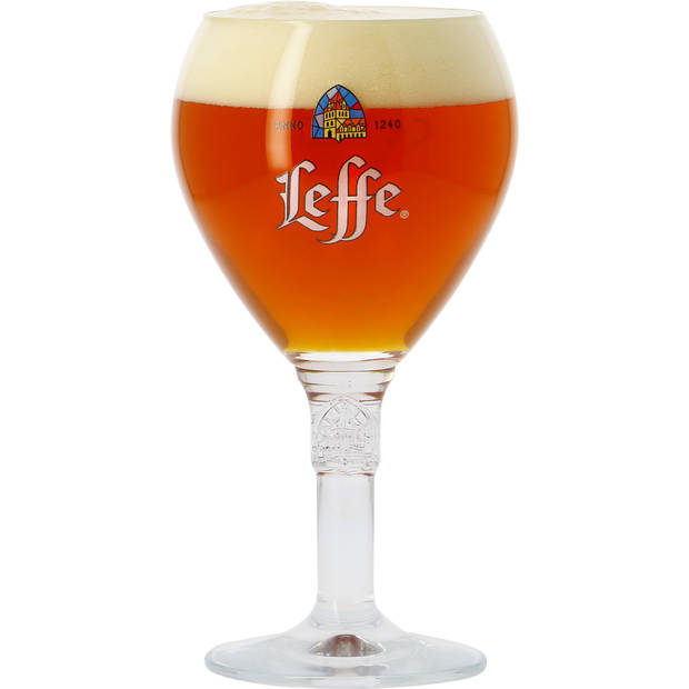 Leffe Bierglazen 25 cl - 6 Stuks
