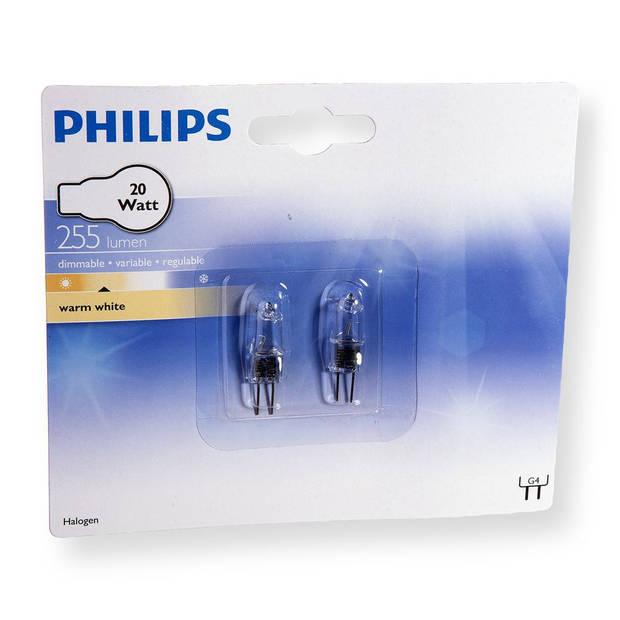 Philips Halogeen Capsule 20W-G4