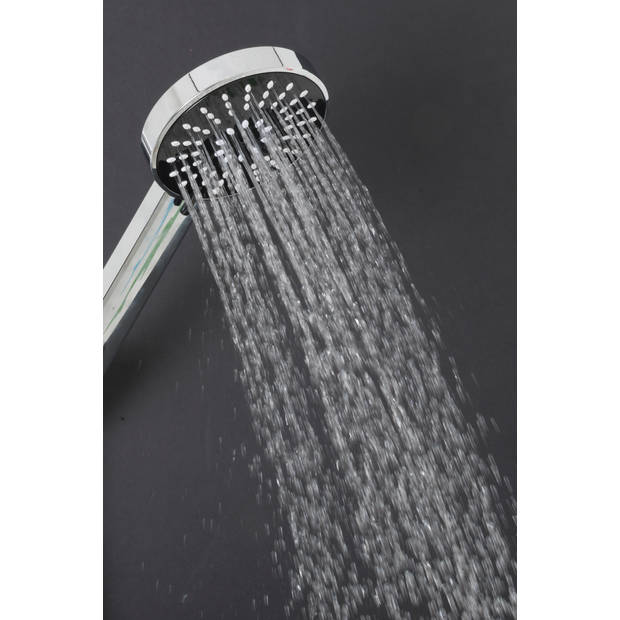 Bath & Shower Douchekop - 3 Standen - Universeel - Ø 10 Cm