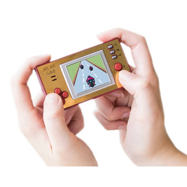 Silvergear Arcade Portable Retro Pocket Games
