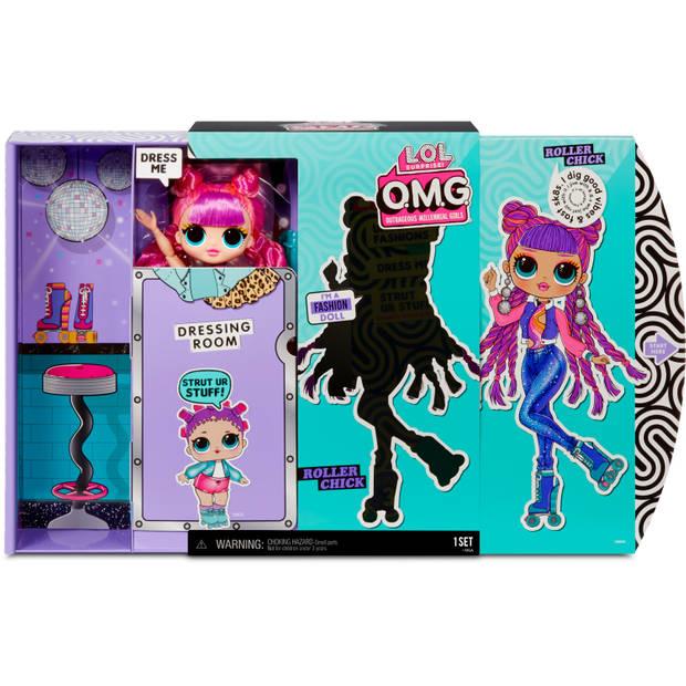 L.O.L. Surprise! OMG Doll Series 3 - Disco Sk8er
